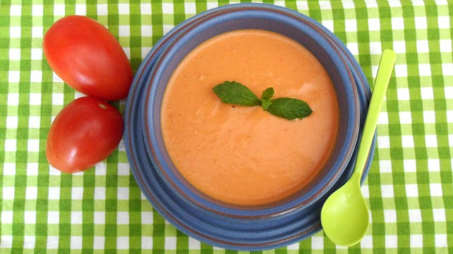Gazpacho gourmet