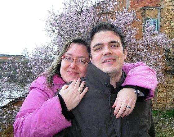 Óscar y Laura.