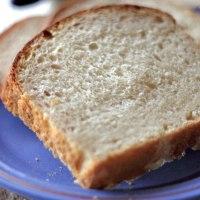 Pan de molde con masa madre y aroma de cítricos
